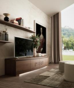 rendering 3D, rendering interni, rendering fotorealistico, rendering salotto, rendering lusso, rendering mobili